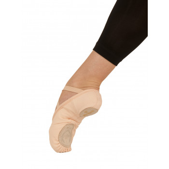 Demi-pointes Stretch One rose