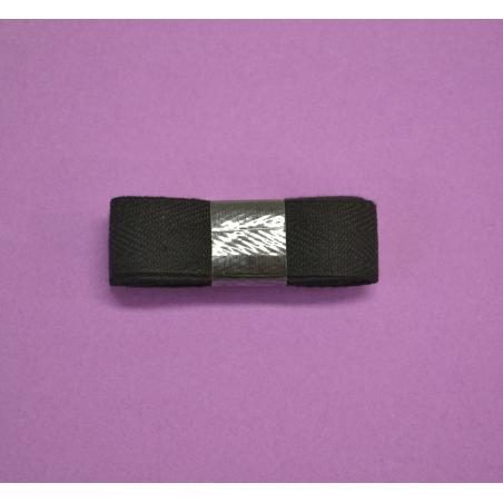 Ruban coton Merlet noir