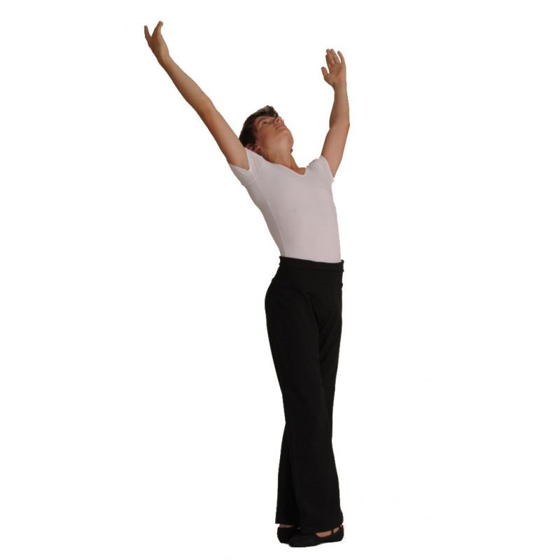 Pantalon Sansha Indy raisin noir