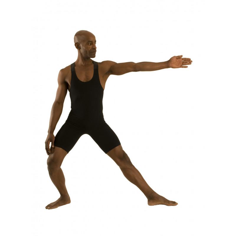 Combishort Sansha Frédéric noir