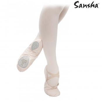 Demi-pointes Sansha...