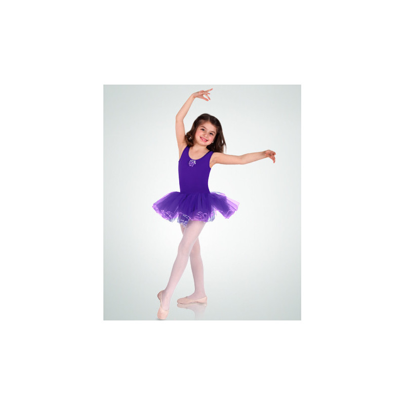 Tutu Body Wrappers violet