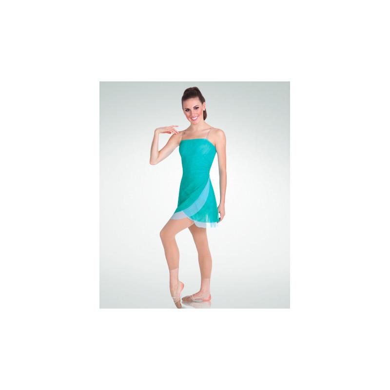 Tunique turquoise/menthe
