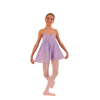 Tunique Bloch Juliet lilas