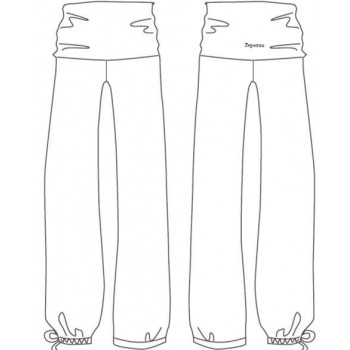Pantalon Repetto W0386