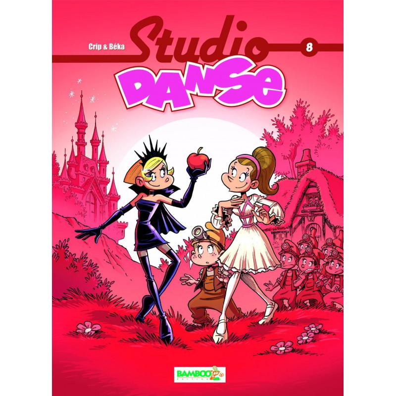 Bande dessinée Studio Danse tome 8