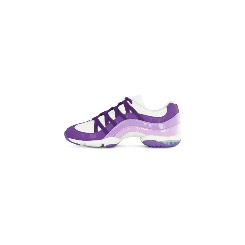 Sneakers Bloch Wave Violet/Blanc