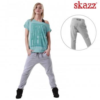 Pantalon Skazz SK0141 gris