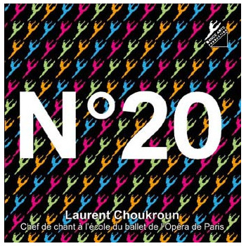 CD Laurent Choukroun volume 20