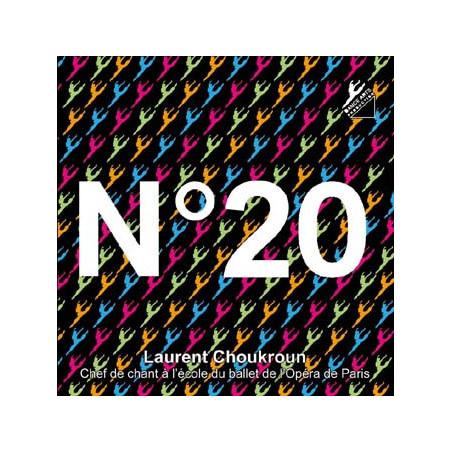 CD Laurent Choukroun volume 20