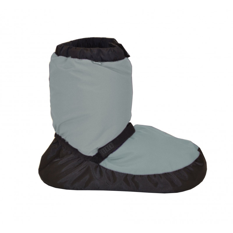 Boots Bloch gris clair