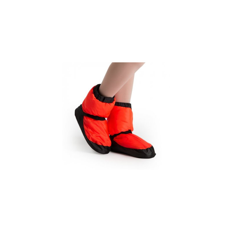 Boots Bloch orange fluo