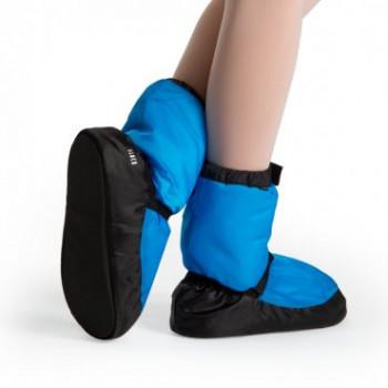 Boots Bloch bleu fluo
