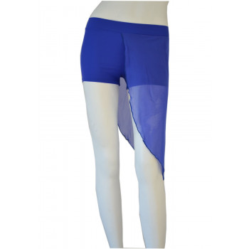 Short Vicard Naia bleu royal