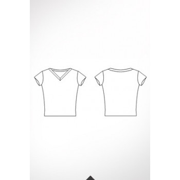 Tee-shirt Wear Moi Haxo, l'indispensable tee-shirt des danseurs