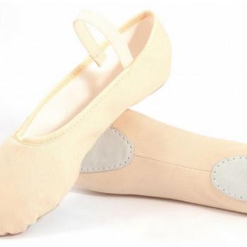 Demi-pointes Merlet enfant Sylvia, le chausson de danse de qualité des premiers cours