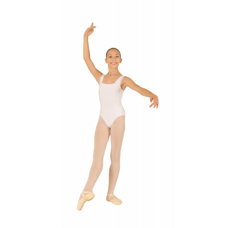 Justaucorps Degas 9410 blanc