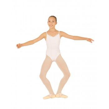 Justaucorps Degas 9553 blanc