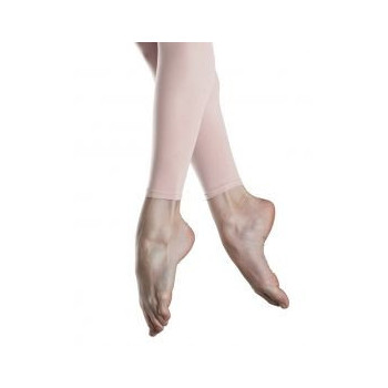 Collant Bloch sans pieds rose