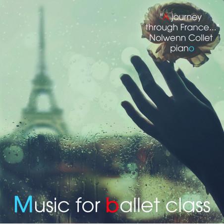 CD Nolwenn Collet A journey through France