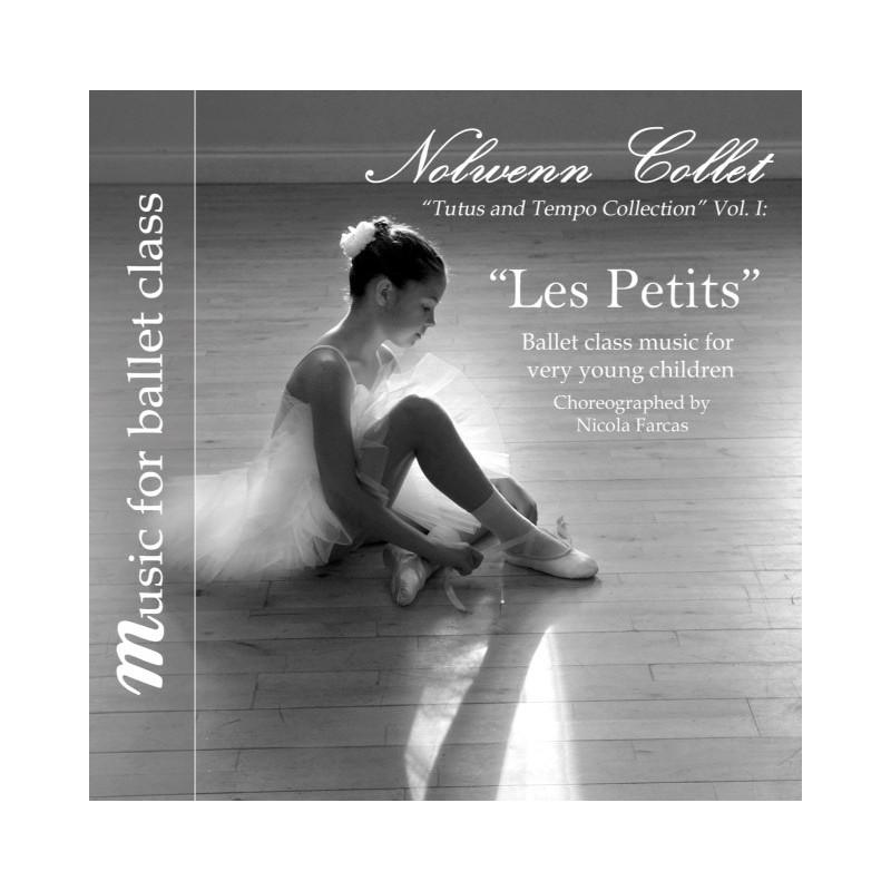 CD Nolwenn Collet Les petits
