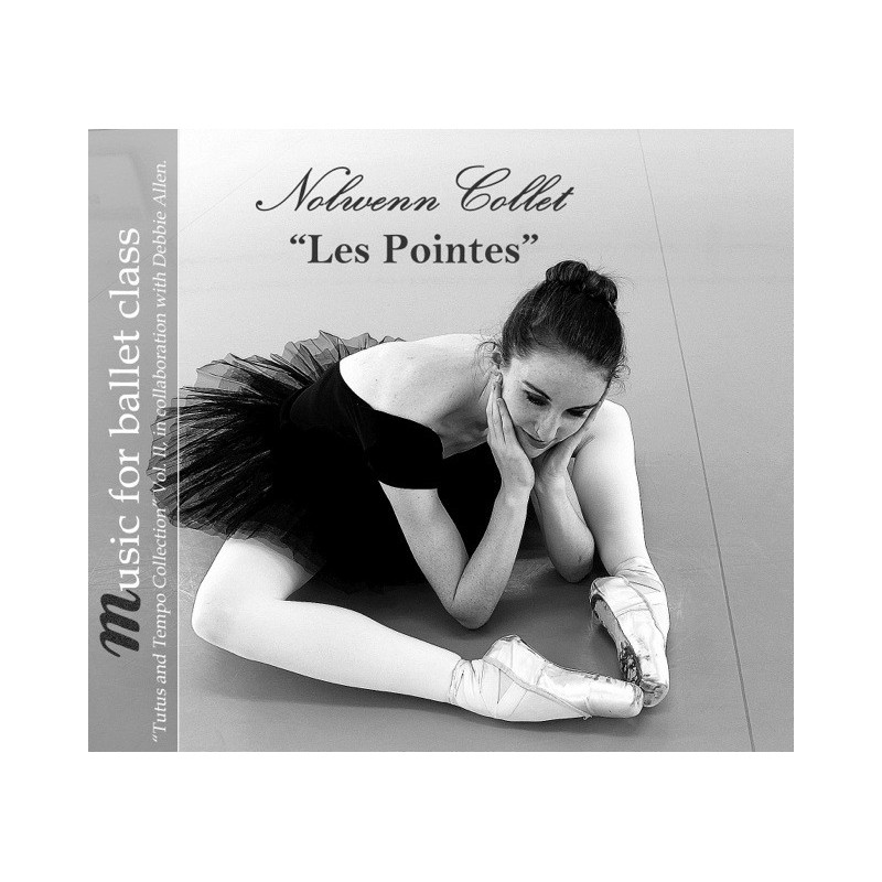 CD Nolwenn Collet Les pointes