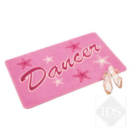 """Tapis rose """"dancer"""""""