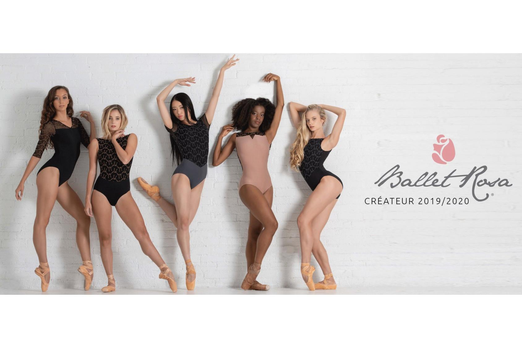 Collection Ballet Rosa Créateur