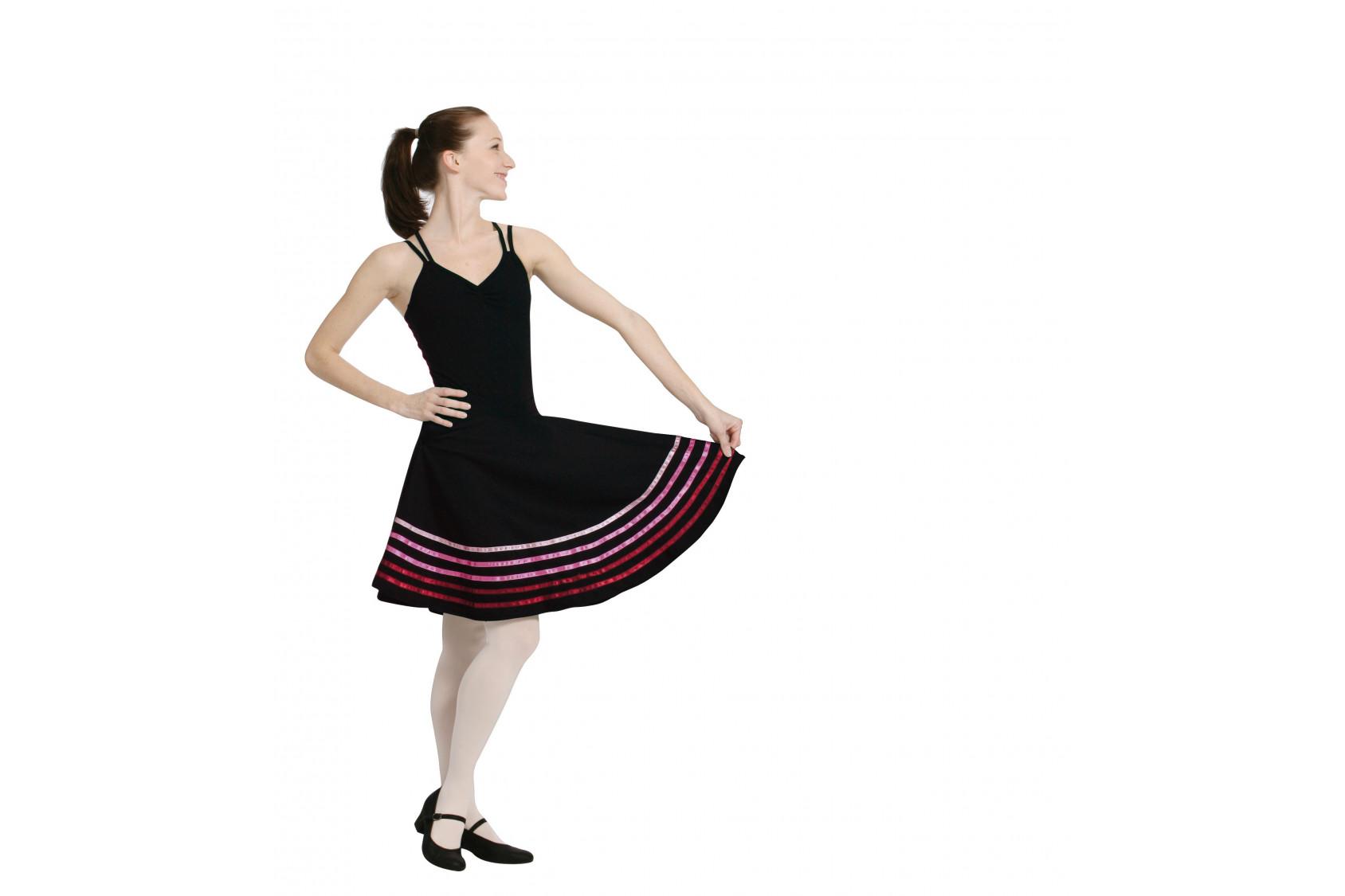 Jupes pour les danses de caractère
