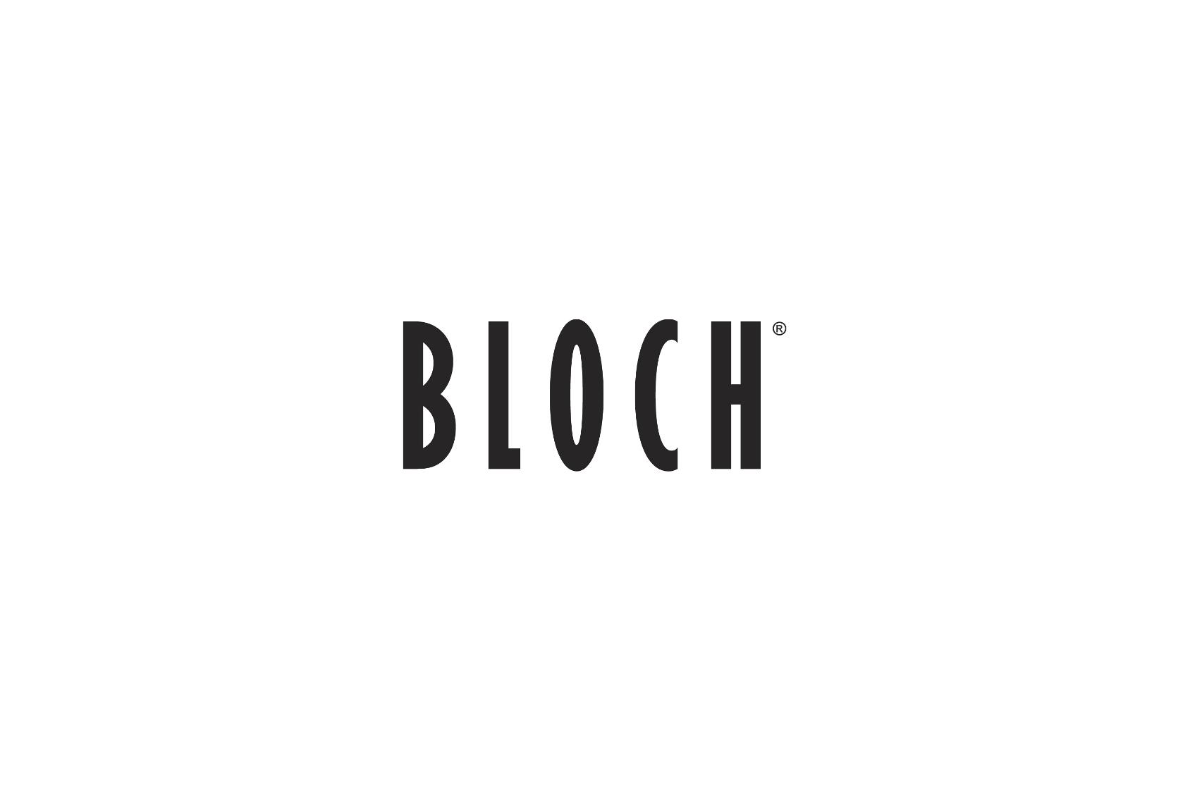 Bloch, la célèbre marque de vêtements et chaussons de danse.