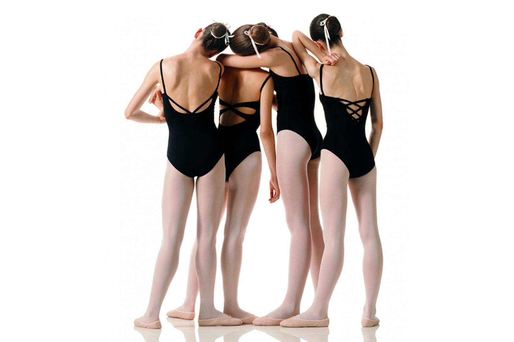Justaucorps Enfant : la finesse adaptée aux petits danseurs.
