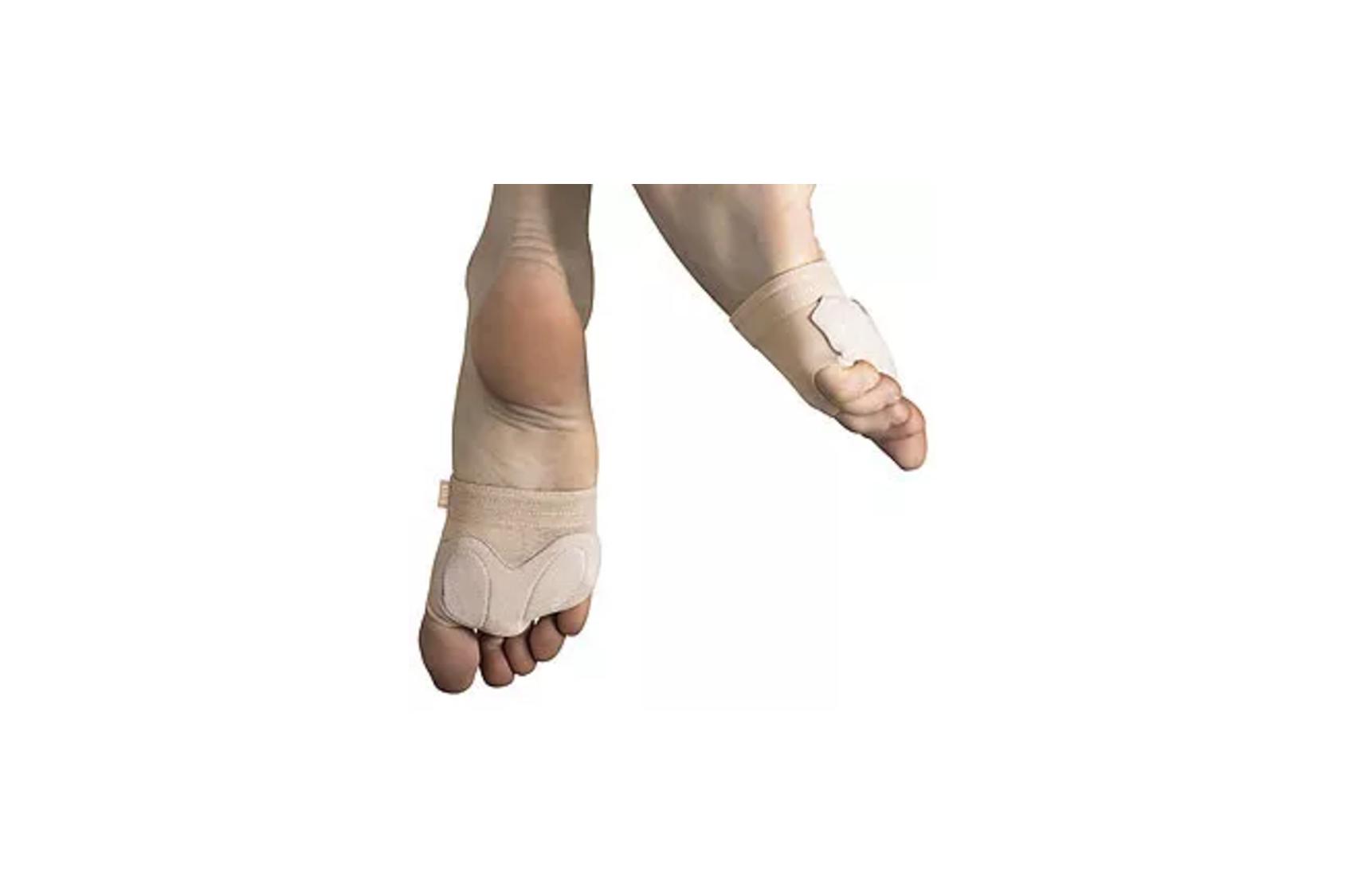 Danse contemporaine :  jusqu'au bout des pieds.
