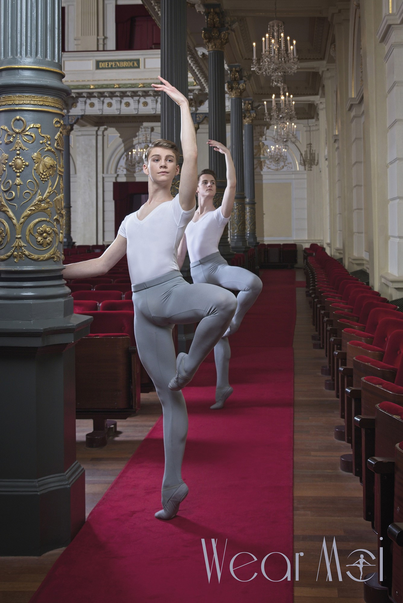 Danse classique garçons