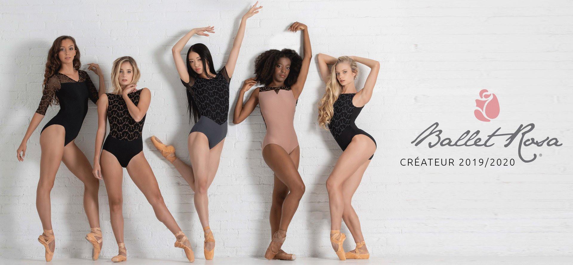 Ballet Rosa Créateur