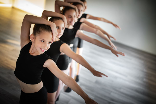 CLB - danse contemporaine